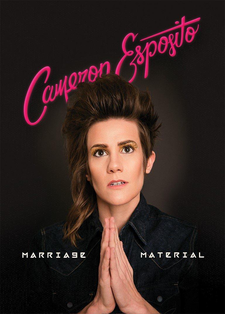 DVD : Cameron Esposito: Marriage Material (DVD)