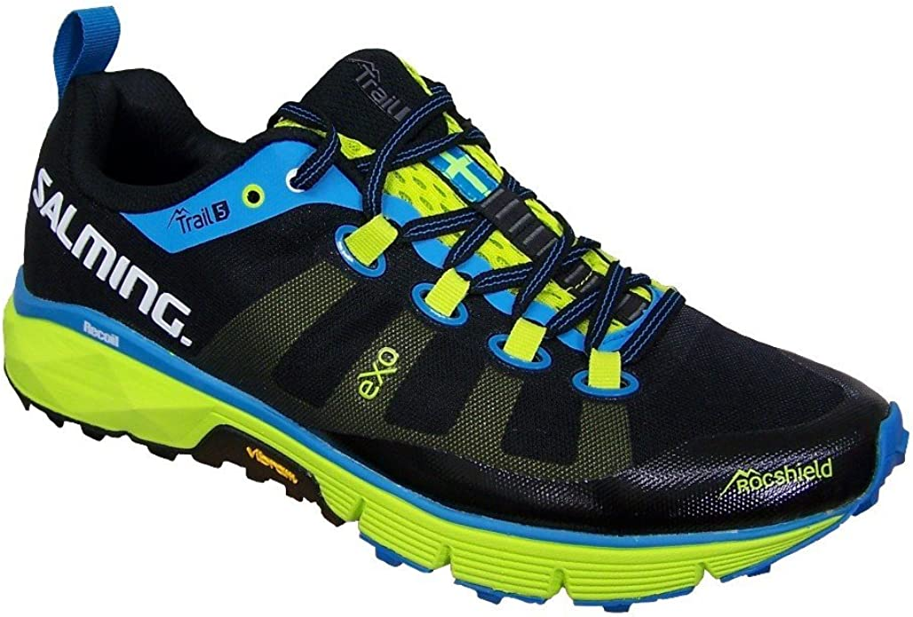Salming Chaussures Trail T5: Amazon.es: Zapatos y complementos