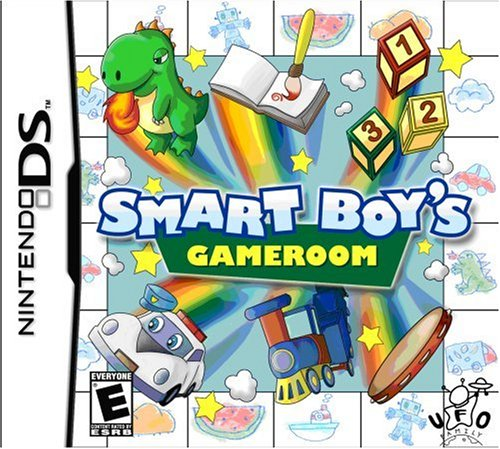 Smart Boys: Gameroom - Nintendo DS (Nintendo Ds Toddler)
