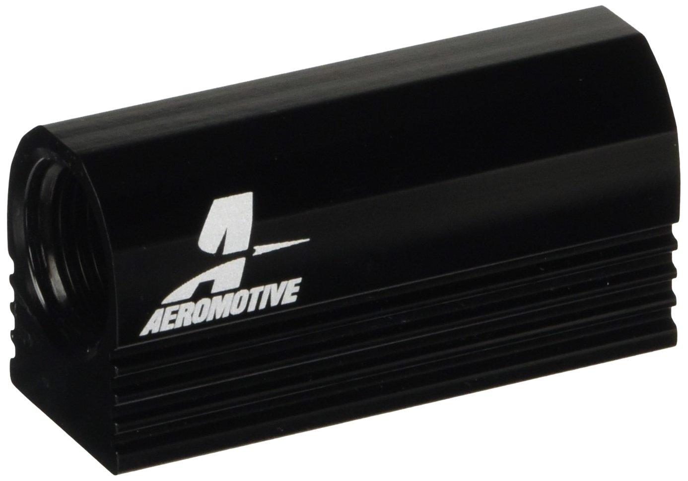 Aeromotive 15112 Sensor Adapter Log for 96-04 Ford 4.6L