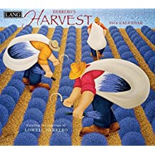 Lang Herrero's Harvest 2016 Wall Calendar by Lowell Herrero, January 2016 to December 2016, 13.375 x 24 Inches (1001915) (2015-04-15)