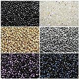 600 beads 6 colors Czech Fire-Polished Glass Beads Round 3 mm, Set 315 (3FP001 3FP002 3FP007 3FP033 3FP052 3FP054)