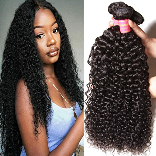 YIROO Brazilian Extensions Bundles Natural
