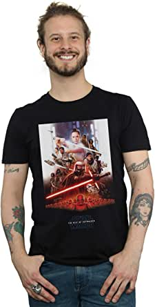 Star Wars Hombre The Rise of Skywalker Poster Camiseta