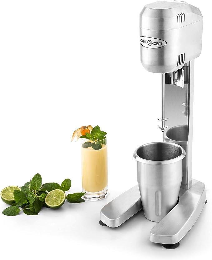 oneConcept DM-B - Bar-Mixer, Mezclador de bebidas, Mini-vaso ...