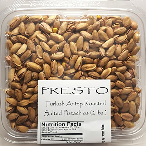 Pistachios Turkish Roasted Salted Presto product image
