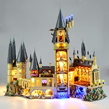 LED Lighting Kit for LEGO ® Harry Potter Hogwarts Castle 71043