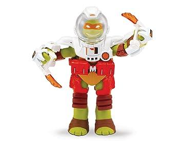 Figura de acción de Mikey de Las Tortugas Ninja de Teenage ...