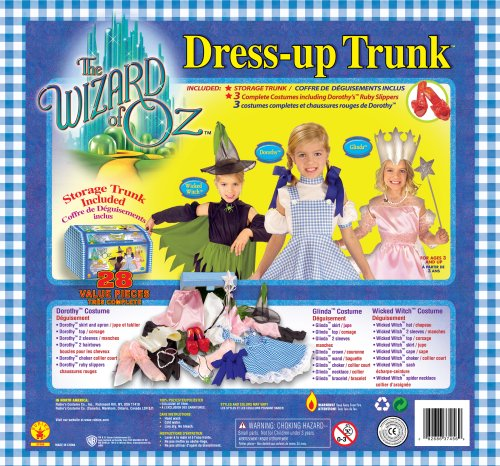 Wizard Oz Dress up Trunk