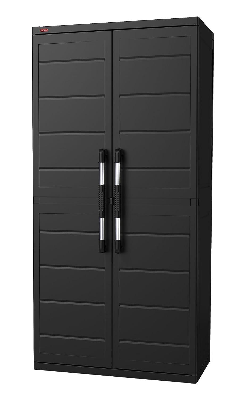 Amazon.com: Keter XL Plus Freestanding Plastic Utility Cabinet, 34.6 ...