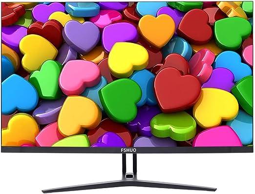 RAPLANC Monitor de 27 Pulgadas con 2K (2560 * 1440) IPS con retroiluminación LED con Bisel Cero con Puerto HDMI y DP, Soporte Ajustable con Altura, pivote, Giro e inclinación: Amazon.es: Hogar