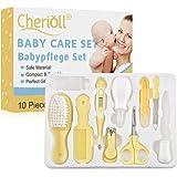 Baby Grooming Kit, Baby Health Care Kit, Nursery Care Kit, Babypflege Set, 10PCS Baby Health Care Set Portable Baby Care…