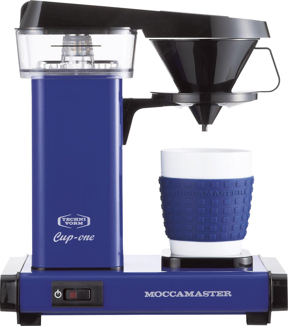 モカマスター KB-300-RB コーヒーメーカー 1杯用 B01C4ZOU8Q 1杯用 ロイヤルブルー KB-300-RB ロイヤルブルー B01C4ZOU8Q, ブーケ保存加工の専門店 花の森:1a2e2e7c --- lembahbougenville.com