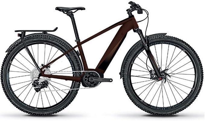Focus jarifa² Active Equipped Hombre E-Bike 500 WH S de Bicicleta ...