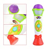ThinkMax Kids Microphone Toy, Voice Changing and