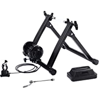 Giantex Magnetic Indoor Bicycle Bike Trainer Exercise Stand 5 levels of Resistance