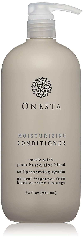 Onesta Hair Care Hair Natural Moisturizing Conditioner, 16 Fl Oz