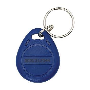 MB VIGILANCIA Tag RFID Llavero: Amazon.es: Electrónica