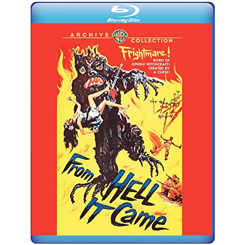 From Hell It Came [Blu-ray]