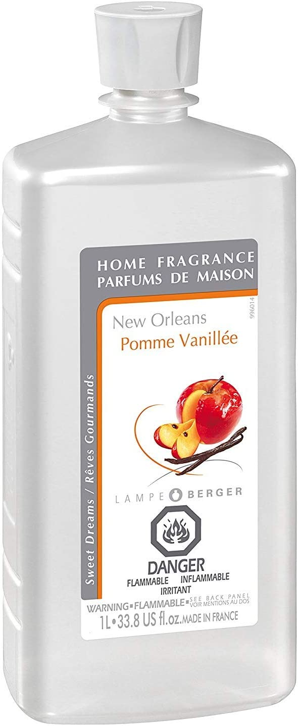 New Orleans   Lampe Berger Fragrance Refill for Home Fragrance Oil Diffuser   Purifying and perfuming Your Home   33.8 Fluid Ounces - 1 Liter   Made in France