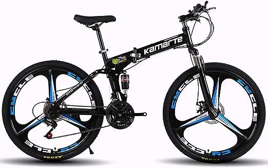 Dapang Bicicleta de montaña de Doble suspensión Completa, con ...