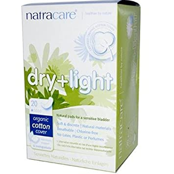 Pads, Dry and Light, 4 Pack (80 Pads Total)