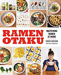 A guide to ramen for the home cook, from the chef behind the beloved shop Otaku Ramen.Sarah Gavigan is otaku. Loosely translated, she's a ramen geek. During her twenty years working in film production and as a music executive in L.A., Gavigan...