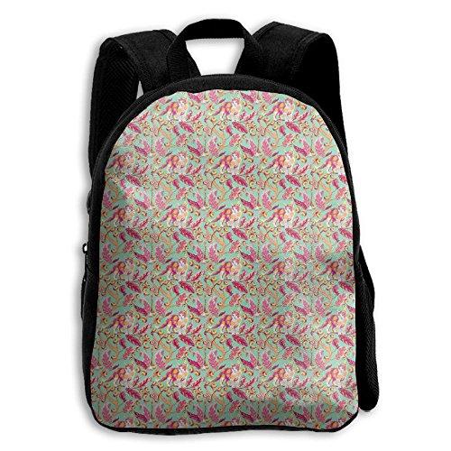 Kids Tabby Road Disco Kitten Snacks Popular Printing Toddler Pre School Backpack Bags Lightweight