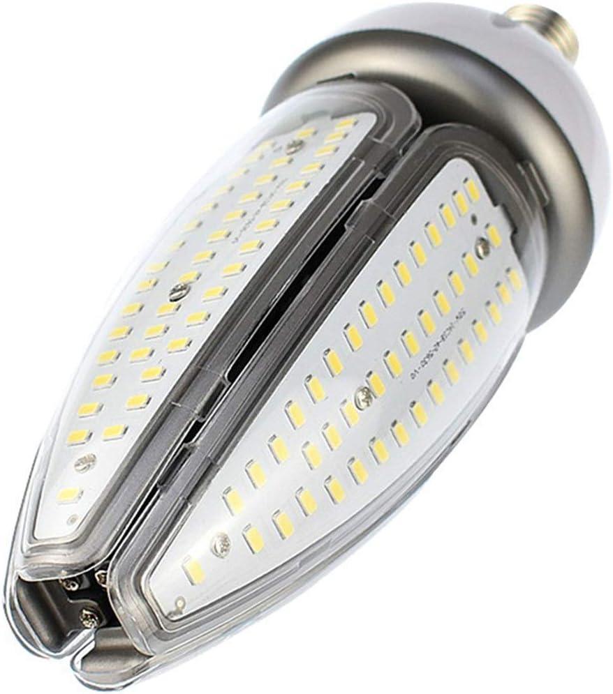 For Streetlight Lights LLHJDUS 500W Halogen Equivalent E26 // E27 LED Corn Bulb 5730SMD 168LED Waterproof Olive Bulb 50W Size : Cold white