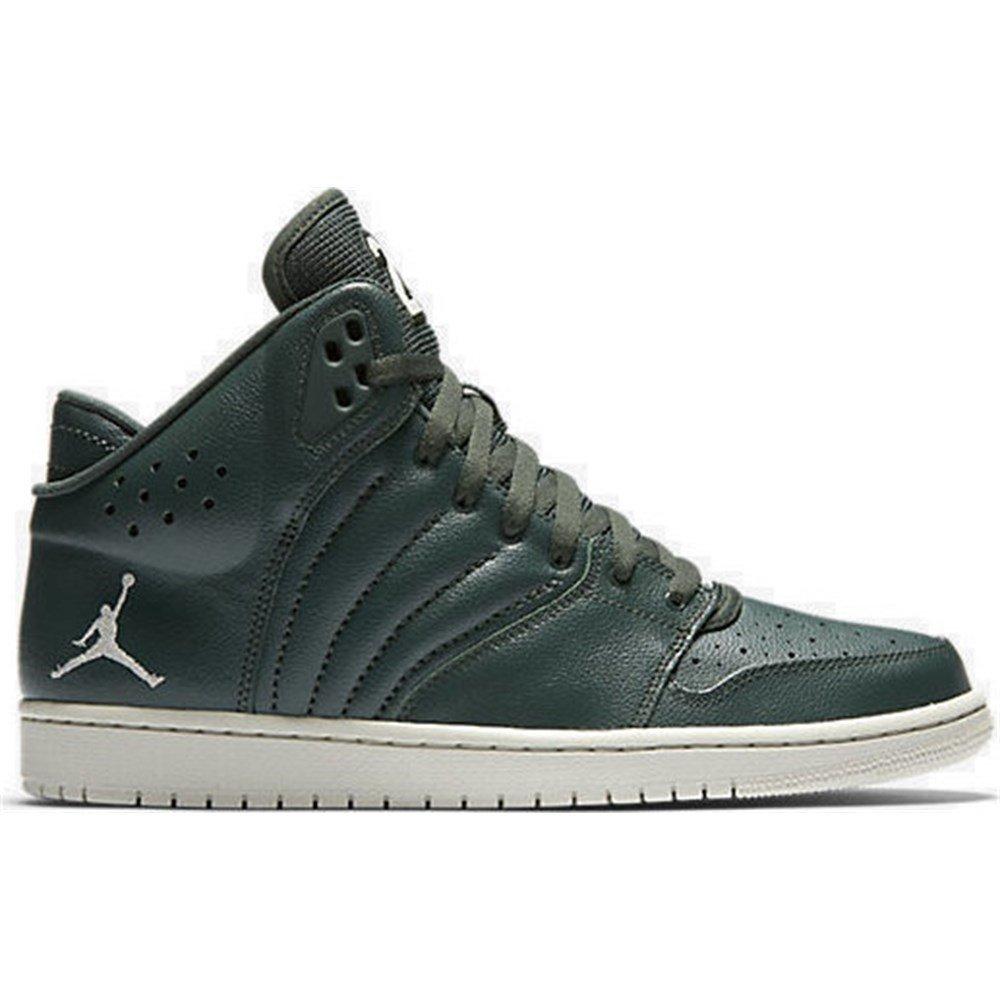 Bosquet vert clair OS 300 Nike Jordan 1 Flight 4, Chaussures de Basketball Homme 42.5 EU