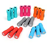 FASTPRO 18-Pack, 9-LED Mini Flashlight Set, 54-Pieces AAA Batteries are Included and Pre-Installed, Perfect For Class…