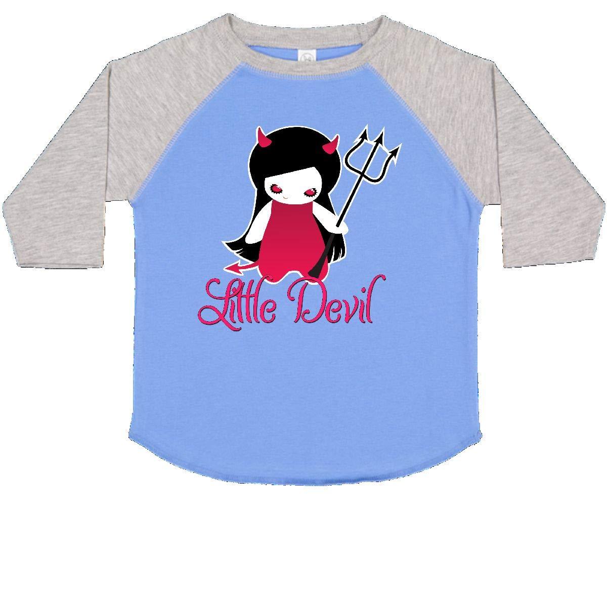 inktastic Halloween Little Devil Toddler T-Shirt