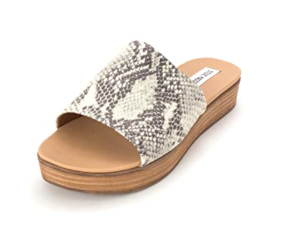 37400b8a93 Image Unavailable. Image not available for. Color: Steve Madden Womens Genca  ...