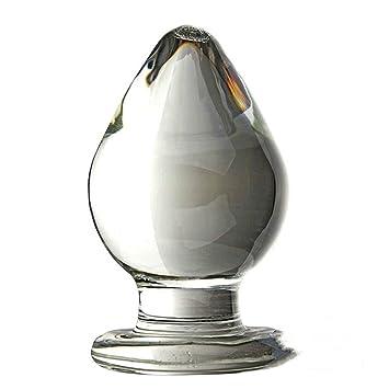 Glass Butt Plug Dilatador Anal Plug Prostata Massage Glass Anal Plug Anal Dildo Butt Plugs Adult