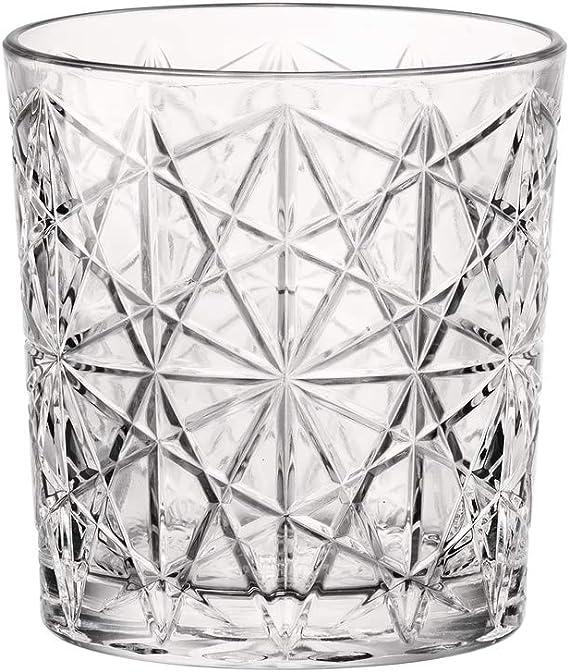 Bormioli Rocco Lounge Juego 6 Vasos, 37 cl, 6: Amazon.es: Hogar