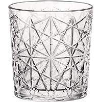 Bormioli Rocco Lounge Juego 6 Vasos, 37 cl