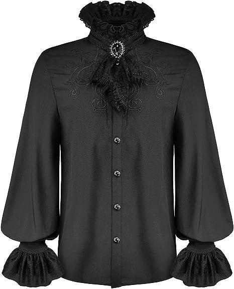 Costume Handmade neckware Ascot Pure cotton cravat Victorian cravat Steampunk fashion Steampunk cravat Belle Epoque costume Gothic