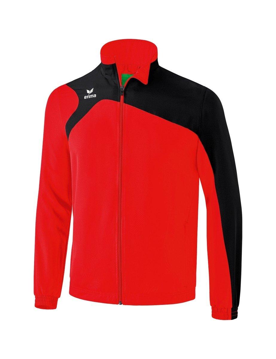 Erima Club 1900 2.0 Pres. Jacket - ROT schwarz - Jacken-Anoraks-Herren