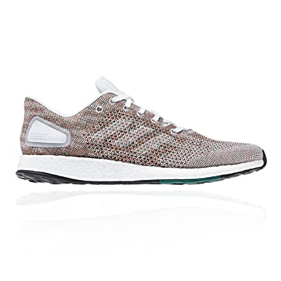 check out 9248a 227fe adidas Pureboost DPR, Chaussures de Running Homme, Blanc Ftwwht Nobgrn, 40 2