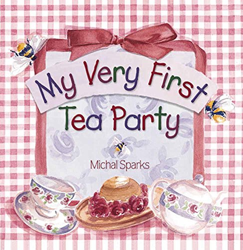 My Very First Tea Party Cup Christmas Tea Book