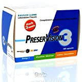 Bausch + Lomb PreserVision Pack 3 Mois 180 Capsules