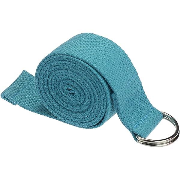 Umi. by Amazon - Cinturón para yoga con libro electrónico de ...