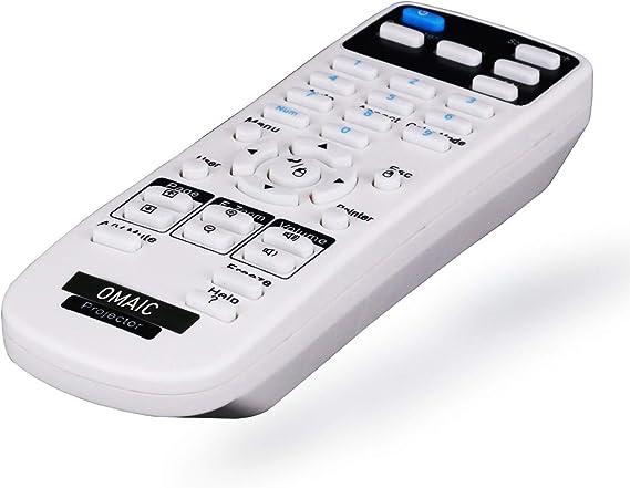 Amazon.com: EWO de proyector mando a distancia para ...