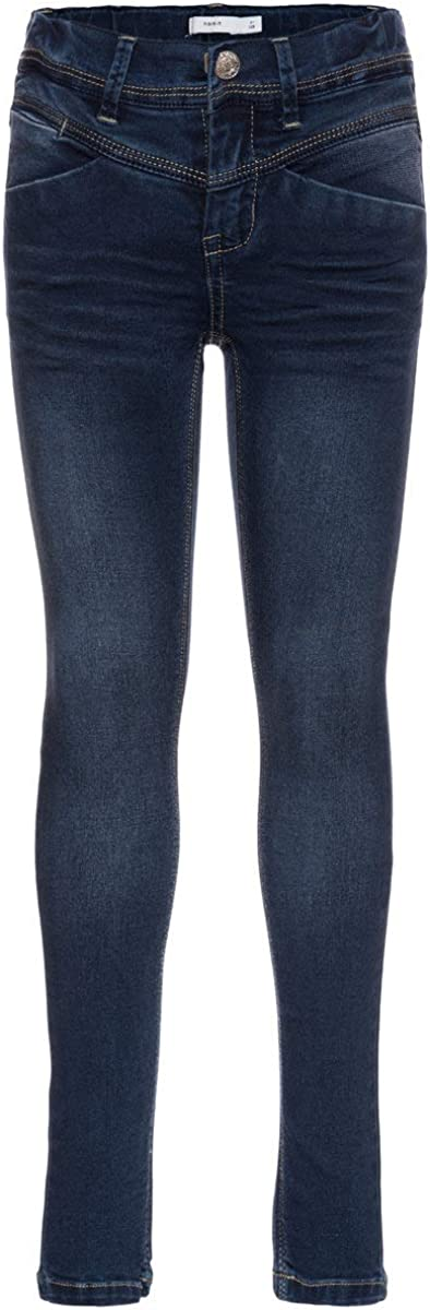 Name It Girls Nitsus Indigo K Skinny DNM Pant Noos Jeans