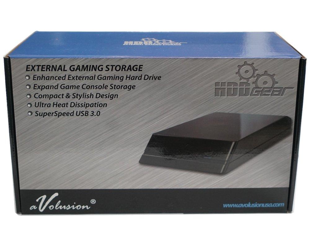 Avolusion HDDGear 2TB (2000GB) USB 3.0 External XBOX Gaming Hard Drive (XBOX Pre-Formatted) - XBOX ONE, XBOX ONE S, XBOX ONE X - 2 Year Warranty by Avolusion (Image #3)