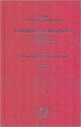 Narada Conditional Relations cover art
