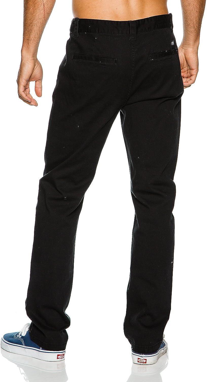 Element howland pantalon chino en kaki