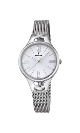 Festina Klassik F16950/1 Wristwatch for women Design Highlight