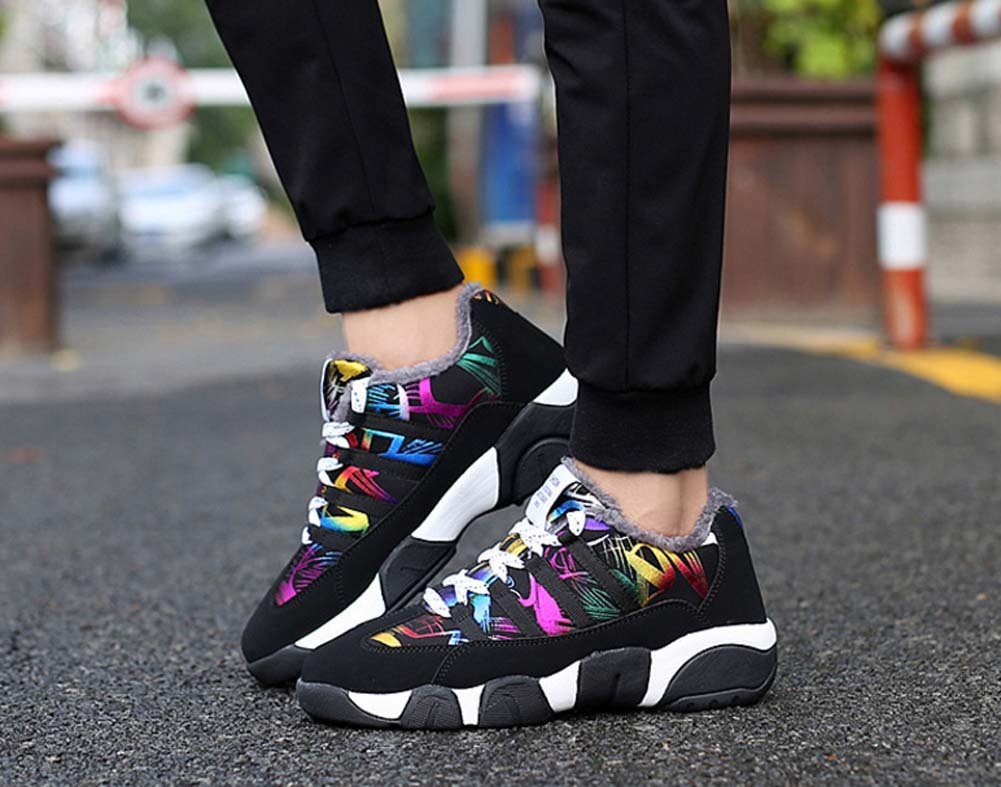 GLSHI Männer und Frauen Frauen Frauen Outdoor Sports Schuhe Winter New Classic Paar Warme Freizeitschuhe Bequeme Fitness Schuhe e2f1c5