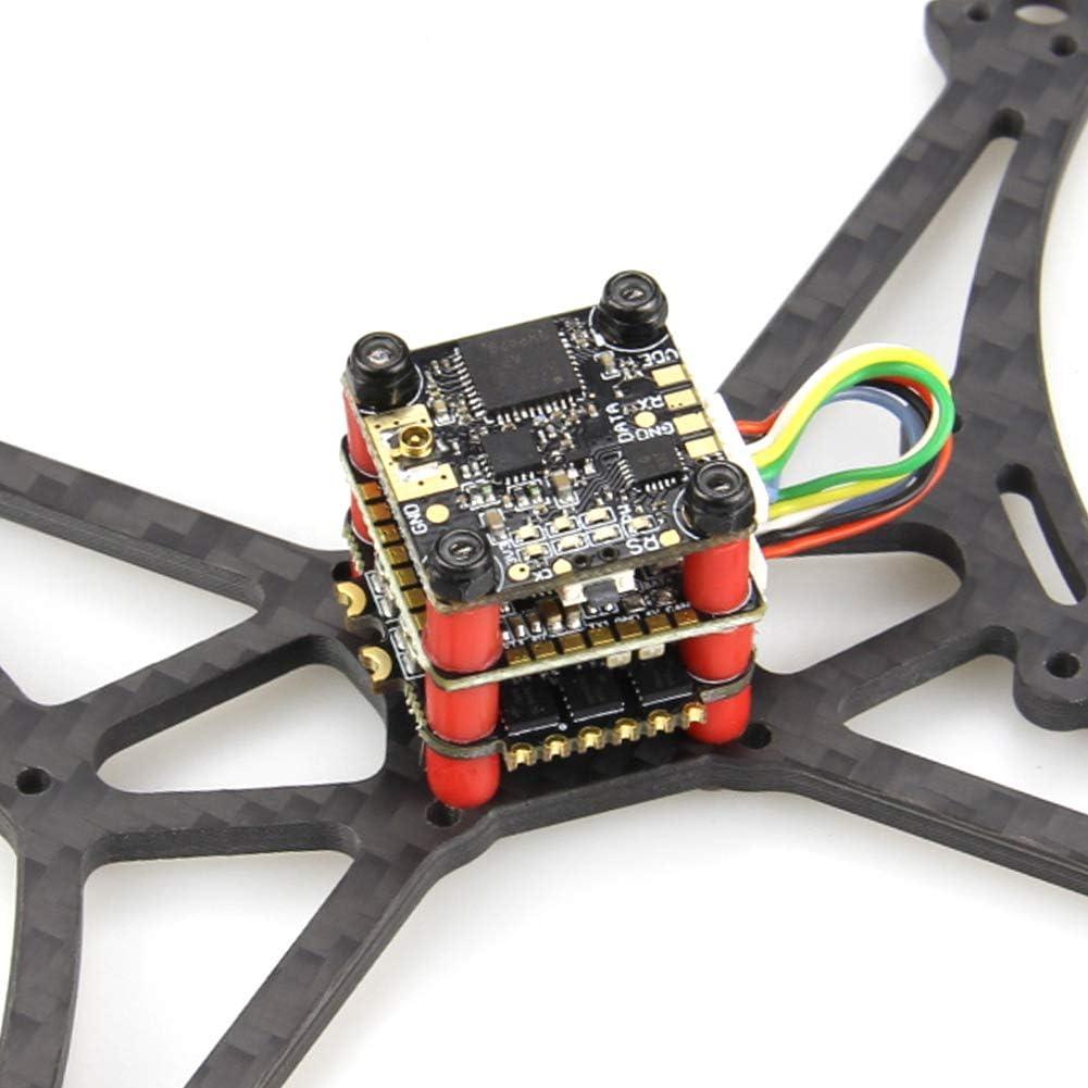 HGLRC Forward FD413-VTX F4 FC Flight Controller Stack 13A Blheli/_S 4 in 1 ESC 400mW for Mirco Racing Drone Quadcopter